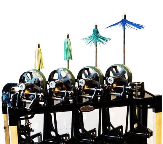 Kinetic Machine Spinning Jenny
