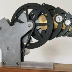 Selbstähnlicher mechanischer Binärzähler